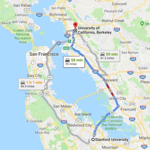 StanfordCalMap